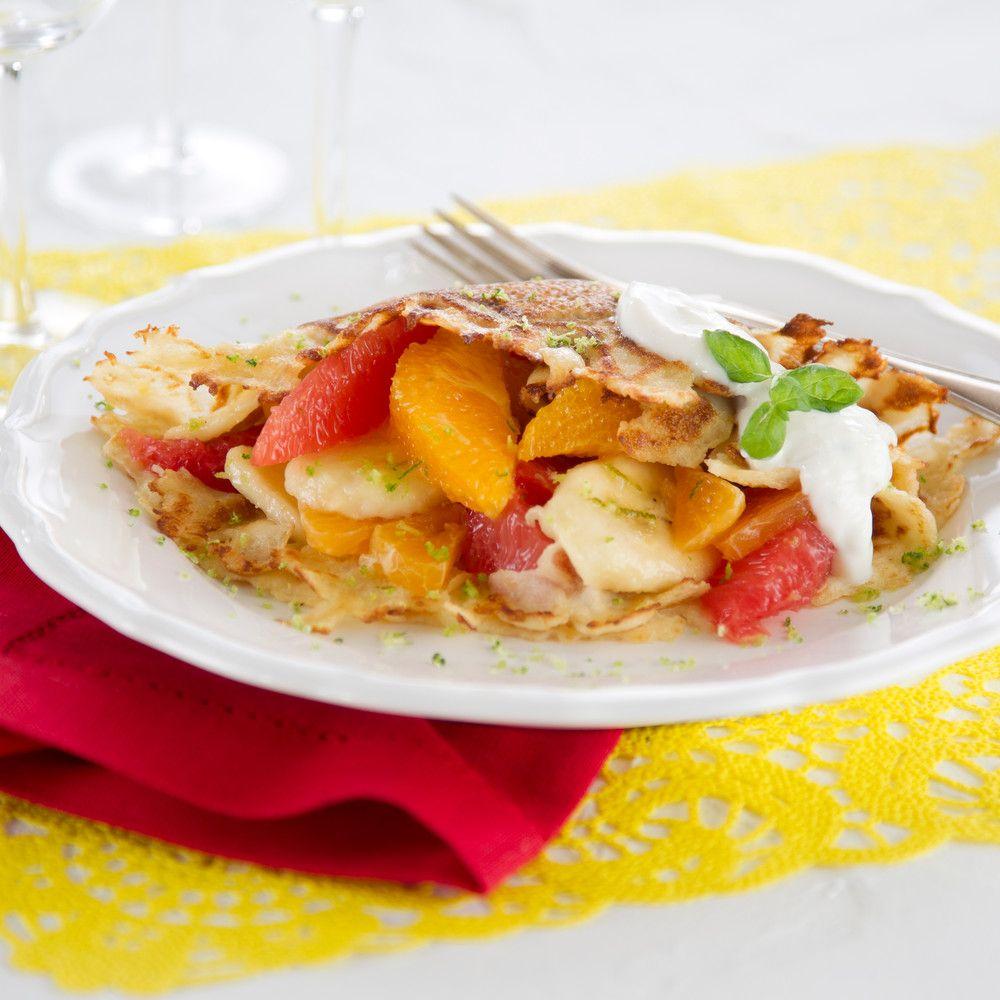 Sitrusohukaiset | K-ruoka #sitrushedelmät