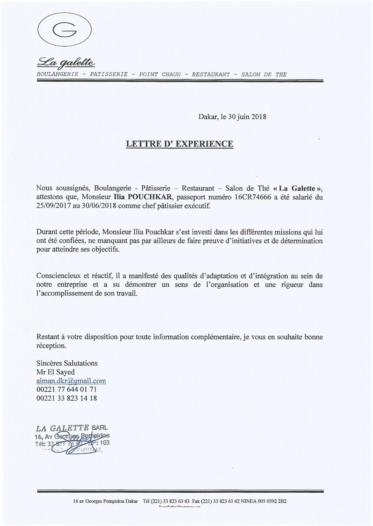 Work Experience Letter Of Experience The Modern Rules Of Work Experience Letter Of Experienc Work Experience Lettering Schedule Template