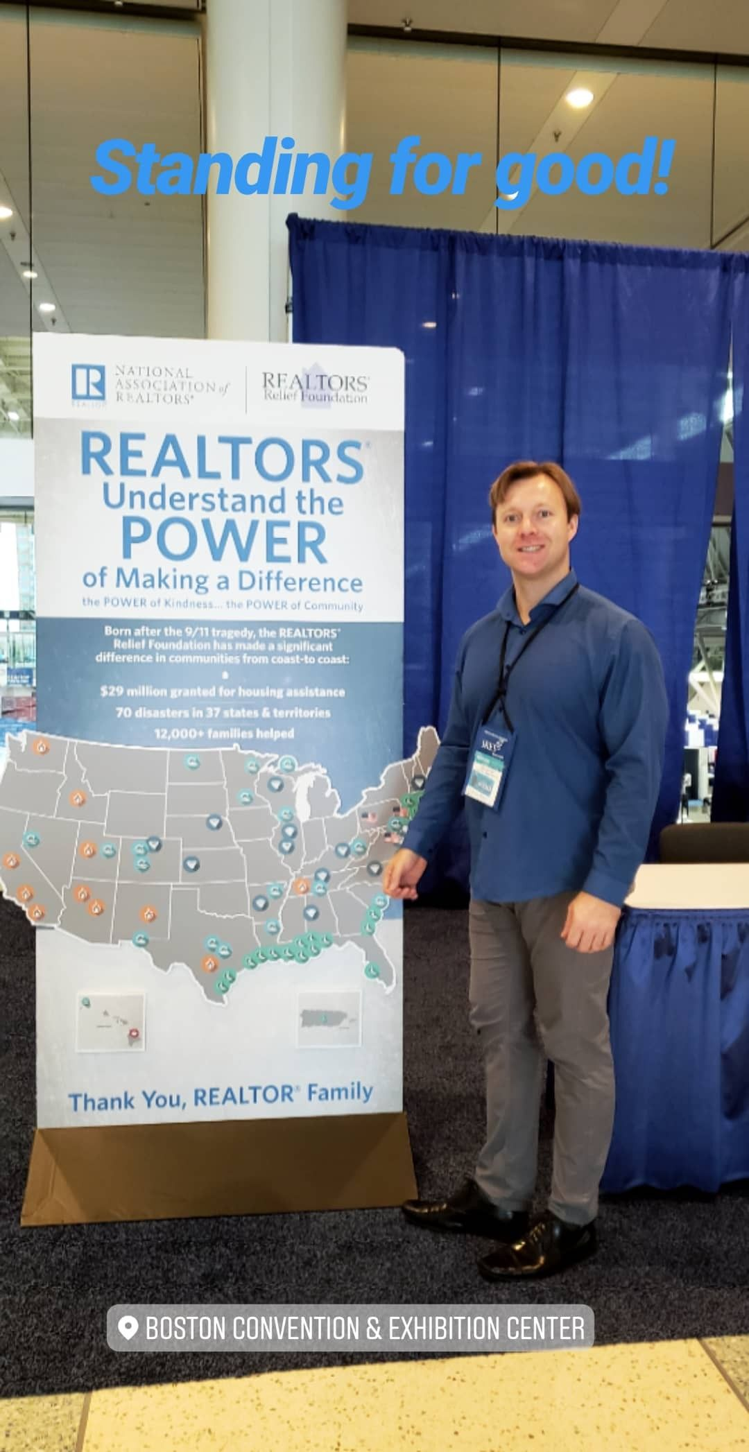 Conference In Boston Wednesday November >> Final Day Of National Association Of Realtors 2018 Annual