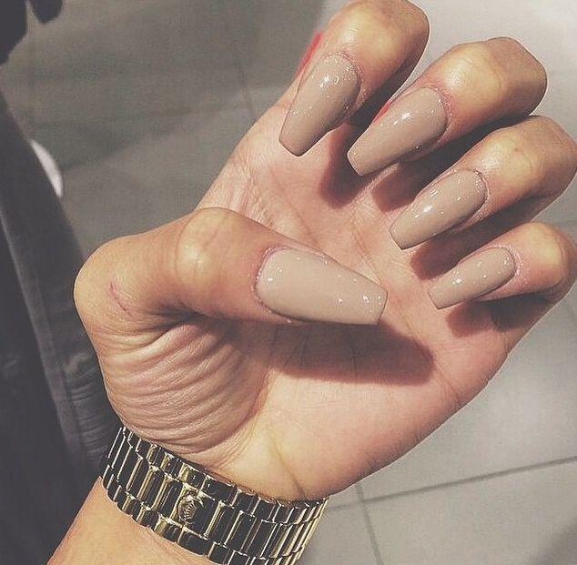 long nails | Tumblr | Nail art | Pinterest