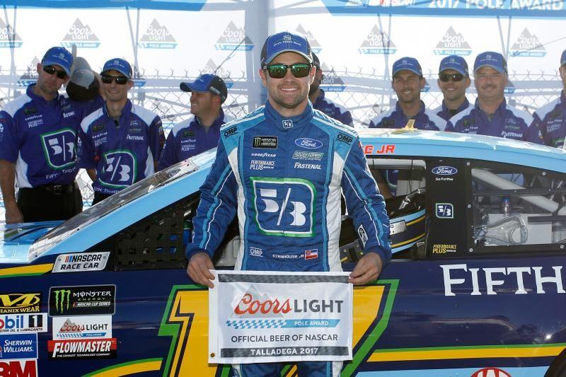 Ricky Stenhouse Wins First Race At Talladega 500 http