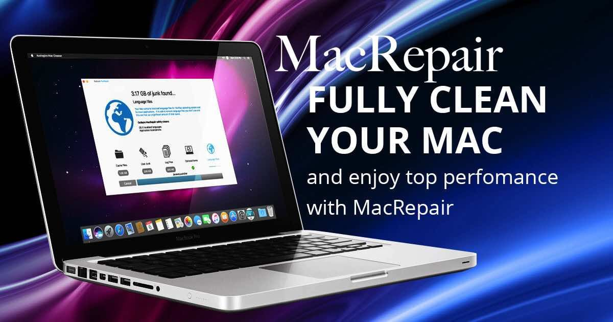 Outbyte MacRepair Professional Edition is software for