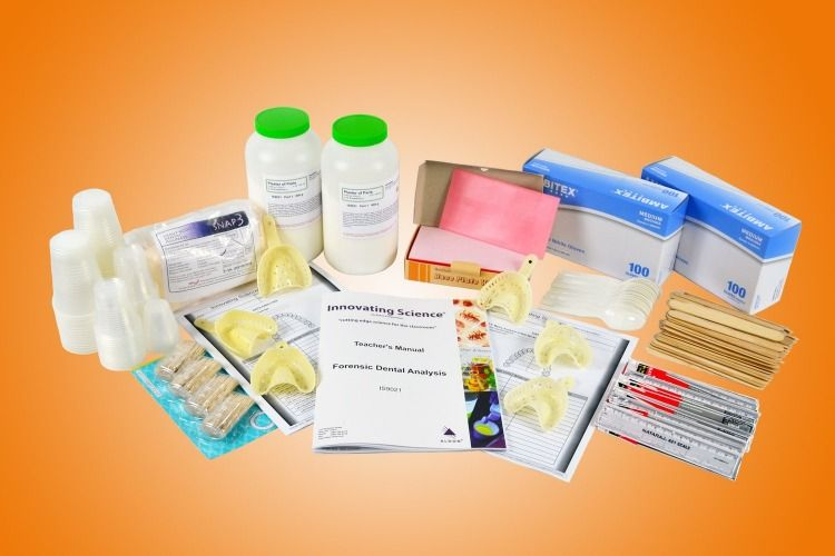 Forensic Dentistry Is Defined As The Branch Of Forensic Medicine That Deals With Identification Throu Forensics Chemistry Kit Next Generation Science Standards