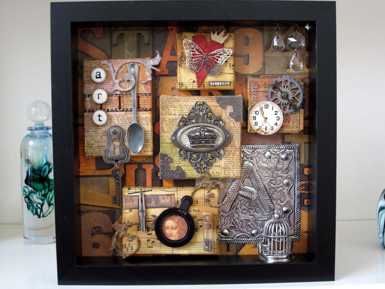 Shadow Box Decorating Ideas - Elitflat