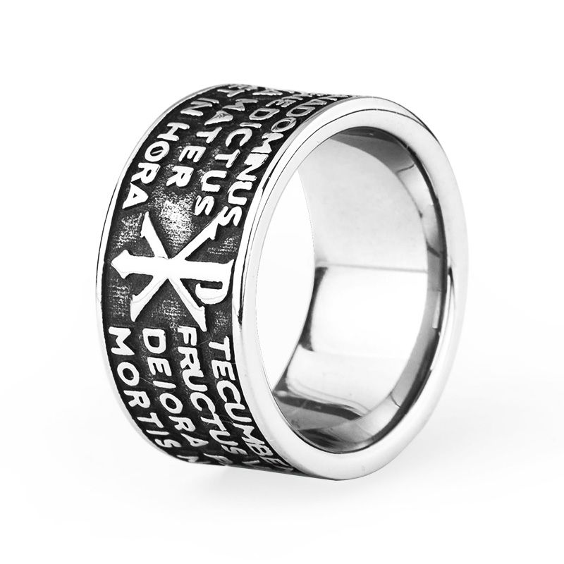 867fe0cee542a Hail Mary - Scripture Ring $39.99 and FREE Shipping www.hetopia.com  specialise in selling fashionable men's accessories — spend some time at  our website and ...