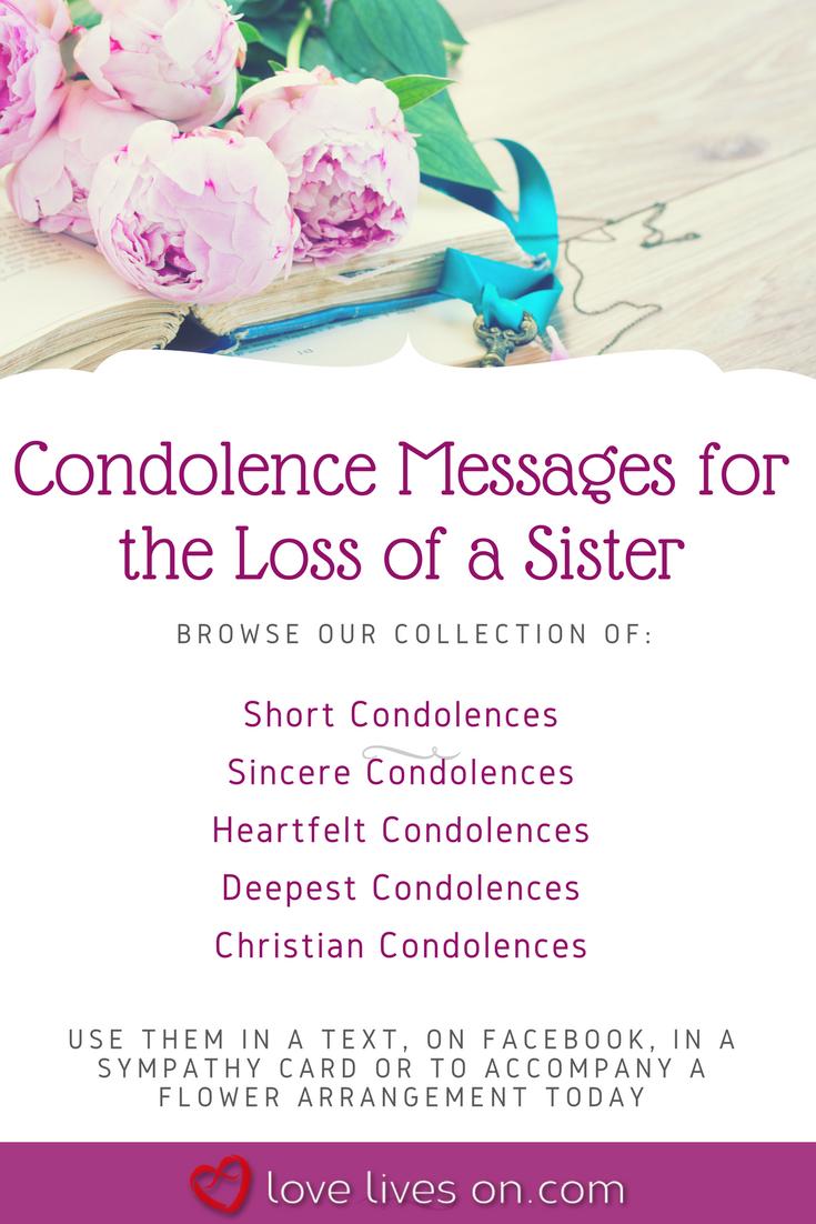 Condolences Grief And Loss Condolences Condolence Messages