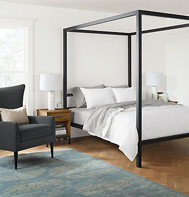 Architecture Canopy Bed Modern Contemporary Beds Modern