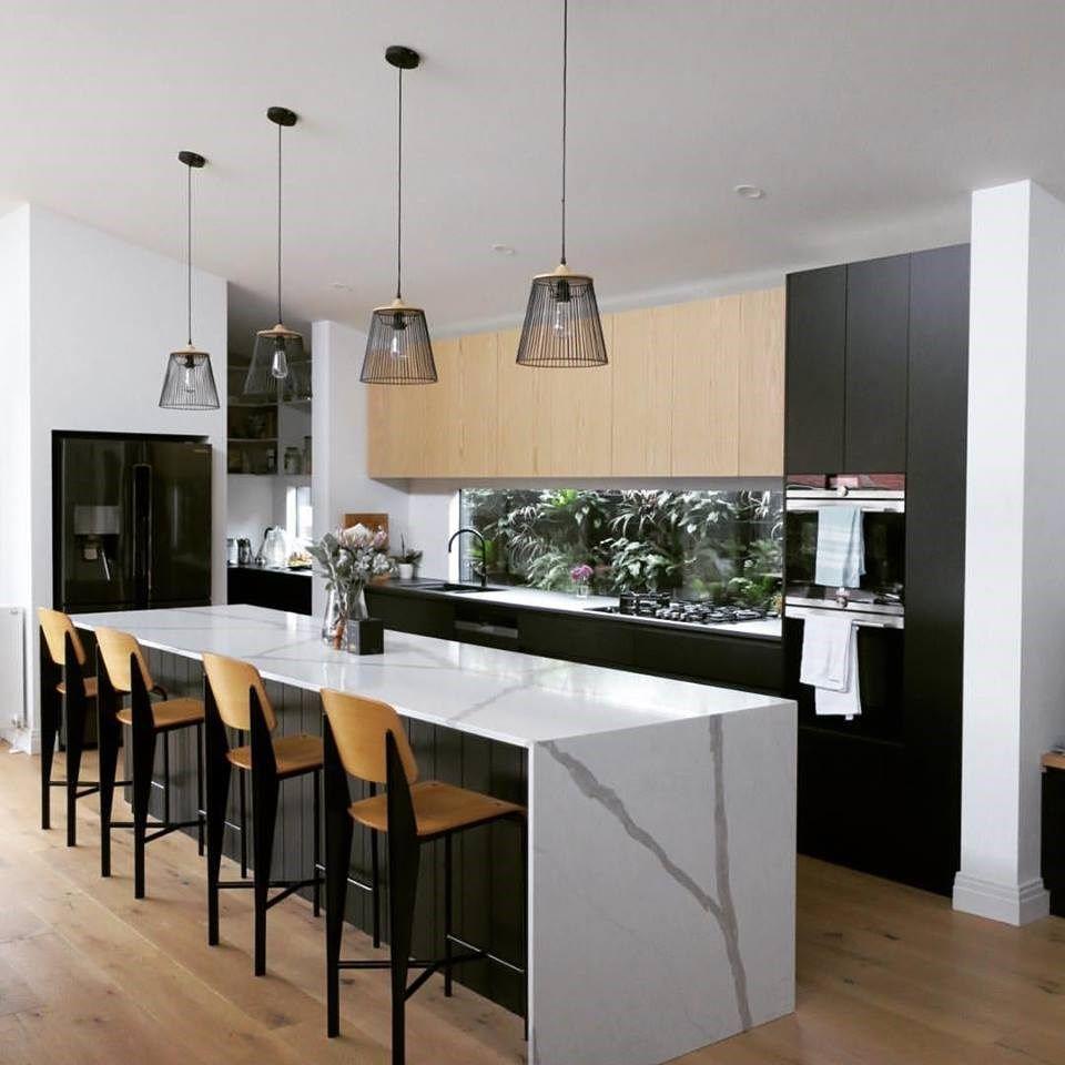 Calacutta primo quartz rhyco homes kitchen