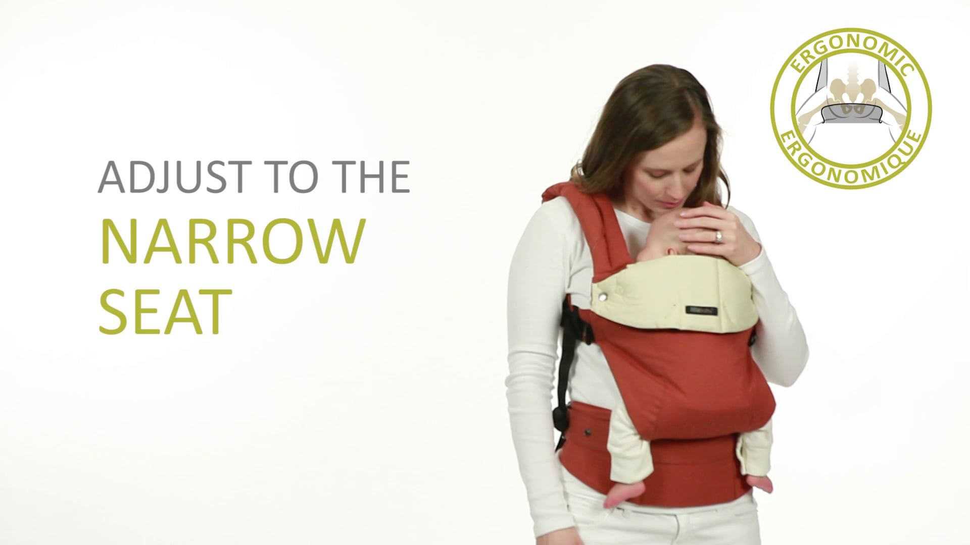 Lllbaby Complete Baby Carrier Adjust To Narrow Seat Instructions