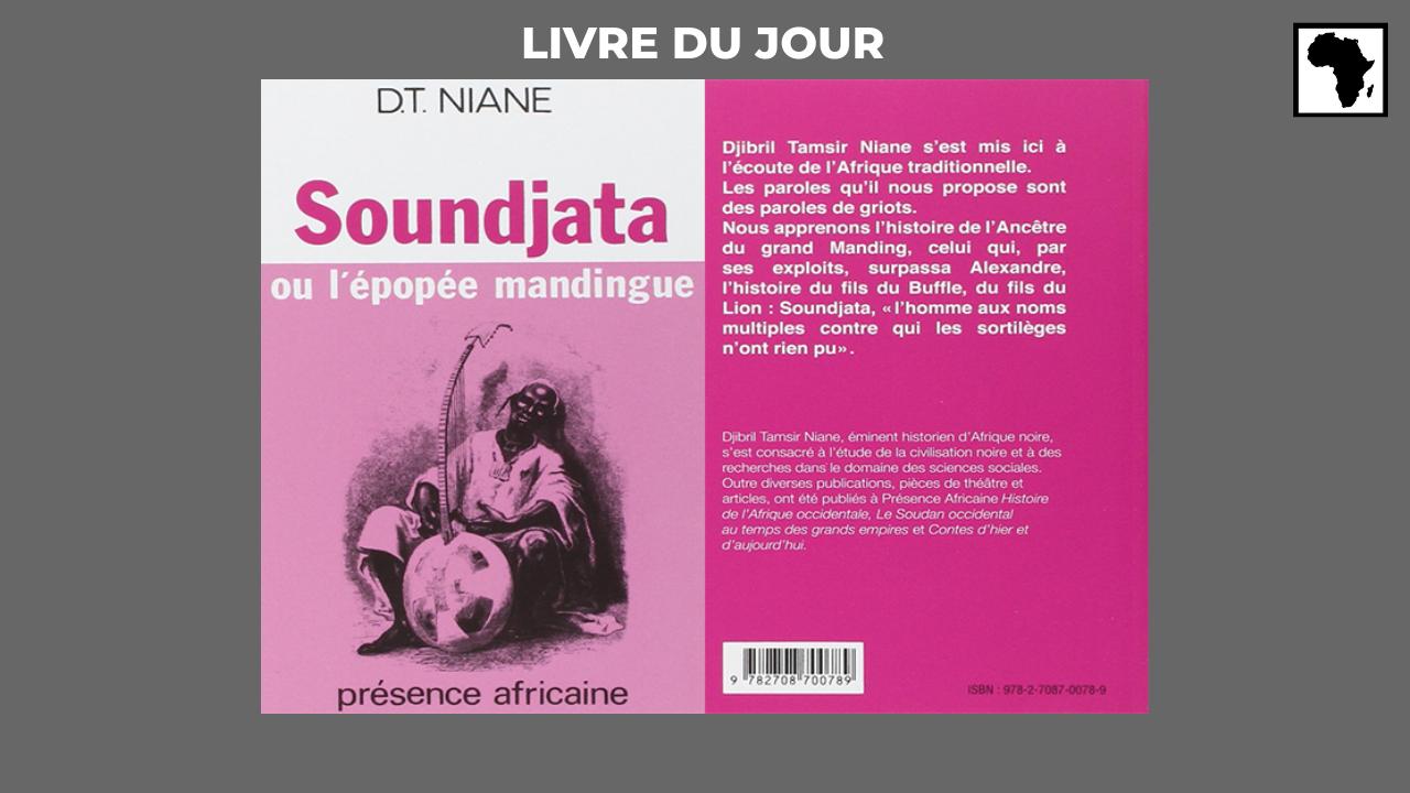 Soundjata Ou L Epopee Mandingue