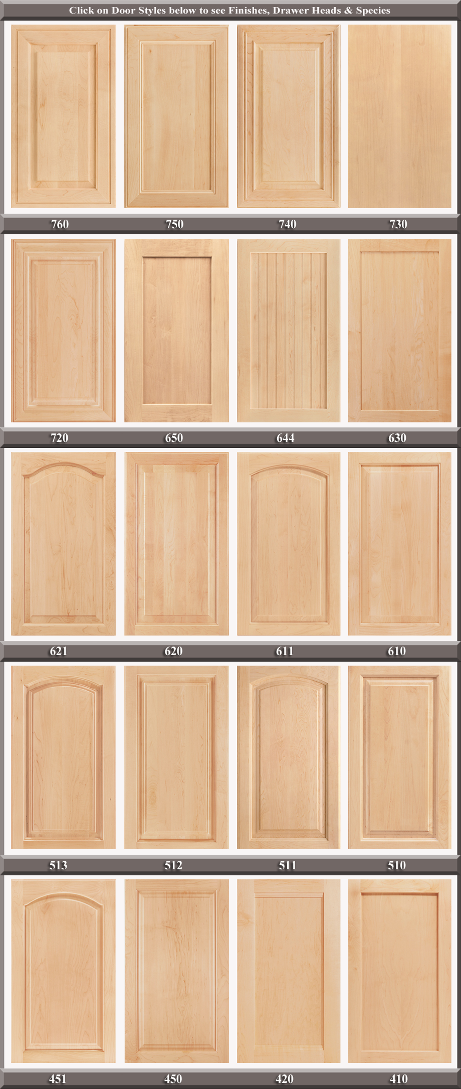 Popular Cabinet Door Styles Finishes Maryland Kitchen Cabinets