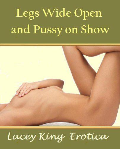 Wide open pussy