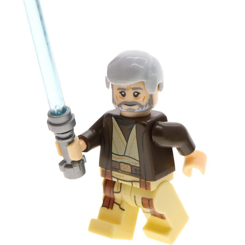 Lego Star Wars Jedi Knight Luke Skywalker Minifigures Toys For Boys
