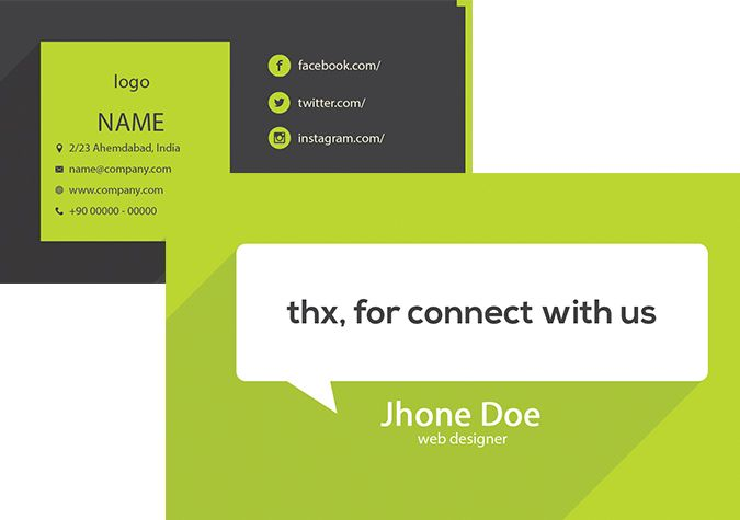 most of creative classic design see more free web developer business card template suitable for