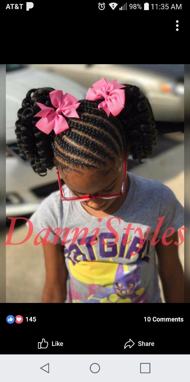 Cheer Friendly Natural Hair Styles Lil Girl Hairstyles Natural Hairstyles For Kids