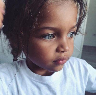 Dark Skin Blue Eyes Mixed Kids Beautiful Babies Beautiful