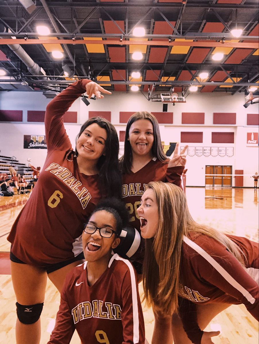 Vsco Volleyball In 2020 Volleyball Pictures Cute Friend Pictures Friends Photography