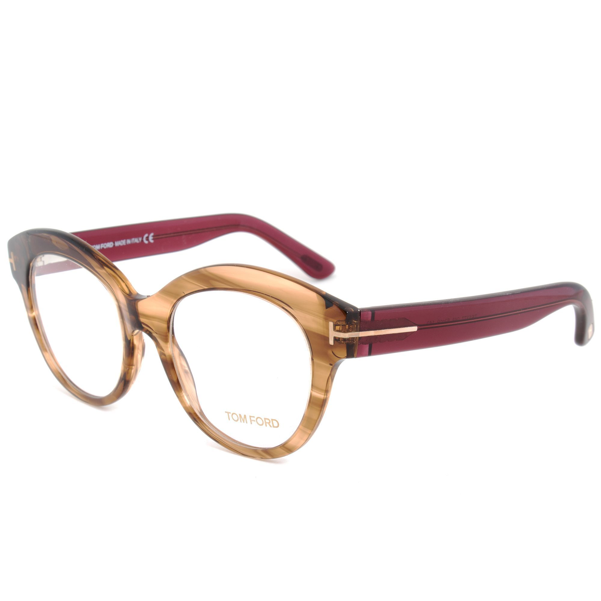 4fe68869456 Tom Ford Eyeglasses Frame TF5377 048
