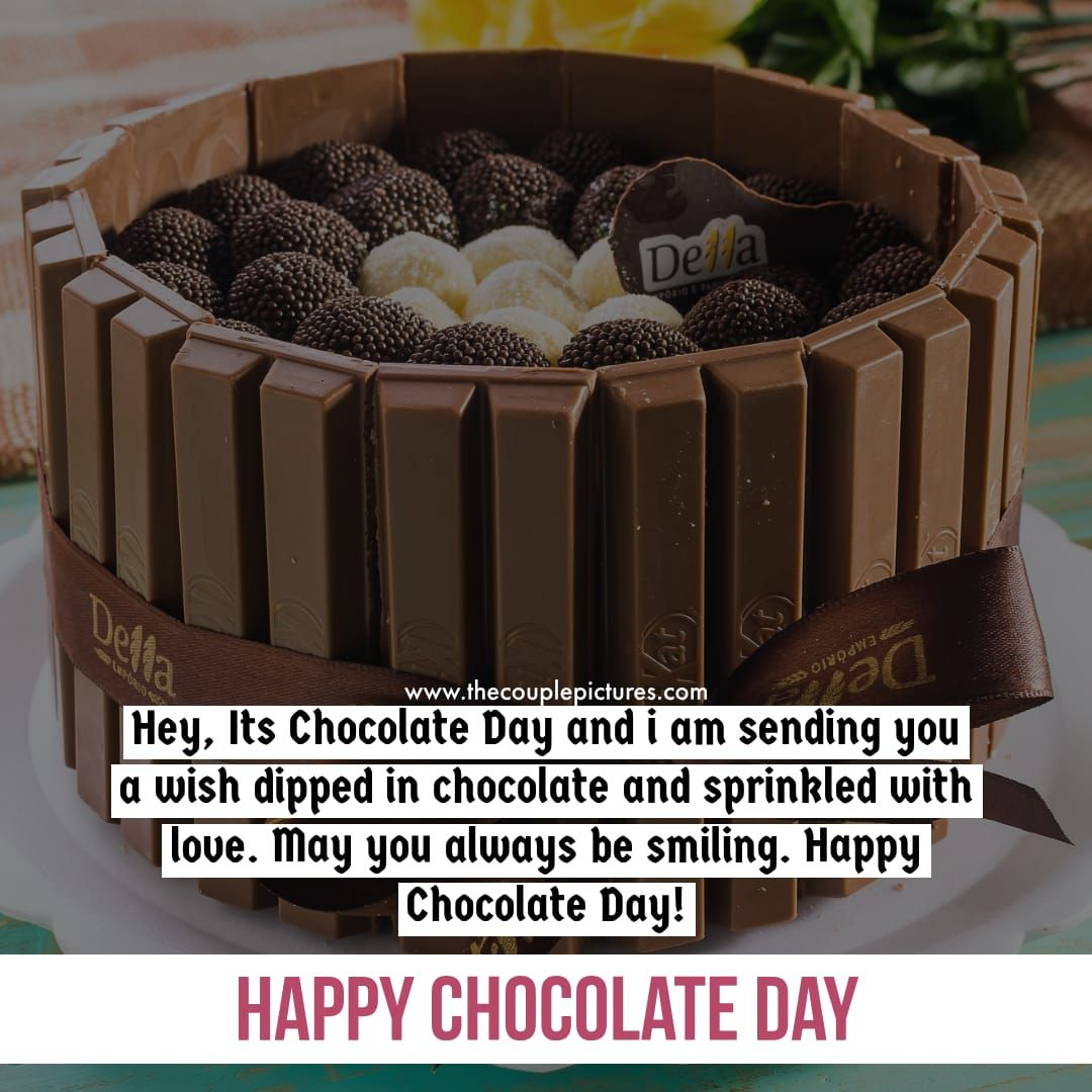 Chocolate Day 2020 Images Chocolate Day Quotes Chocolate Day Wishes Chocolate Day Status Chocolate D Chocolate Day Happy Chocolate Day Chocolate Day Images Happy chocolate day images n quotes