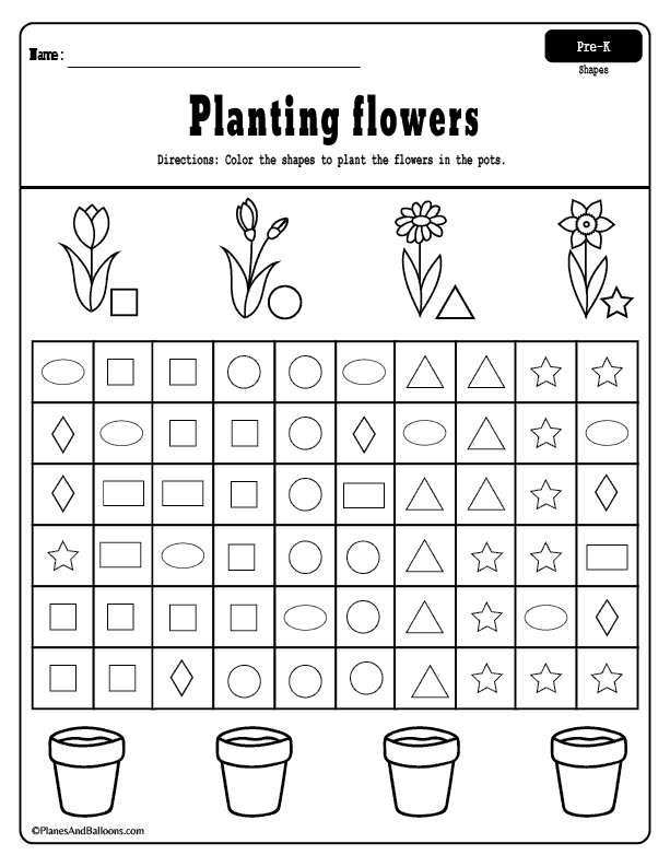 Spring Worksheets For Preschool Free Printable Pack Spring Worksheets Preschool Preschool Worksheets Spring Worksheet