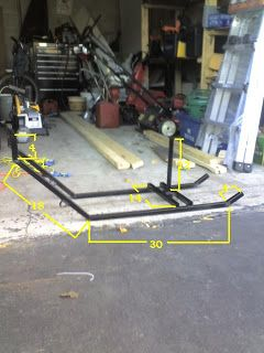 how to make a homemade crossfit gym