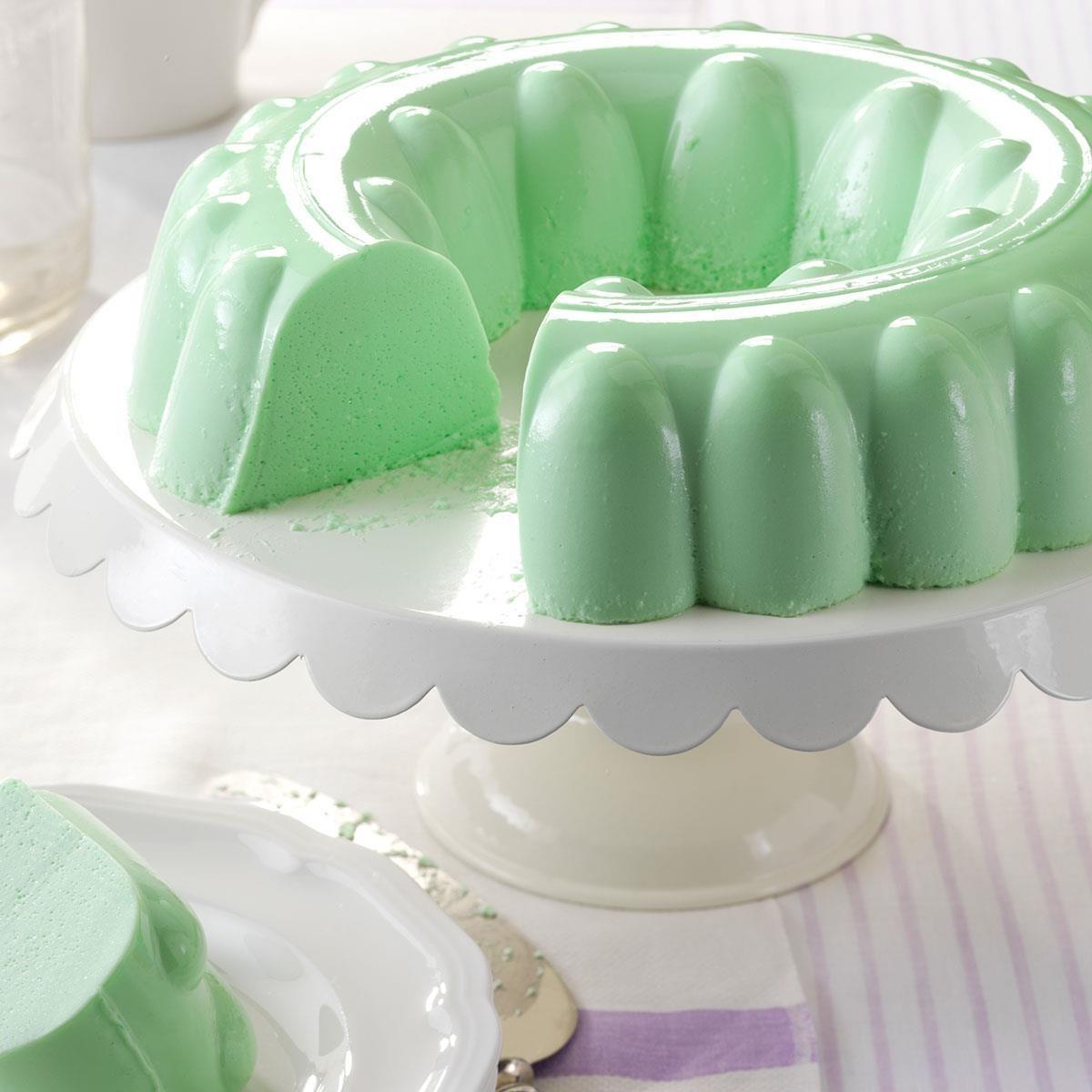 How To Make A Layered Jello Mold Recipe Layered Jello Jello Mold Recipes Jello Molds