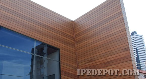 Ipe Siding Shiplap Siding Epay Wood Tiny House Exterior