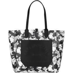 Photo of Karl Lagerfeld Journey Tote Orchid Print in schwarz Shopper für Damen Karl Lagerfeld