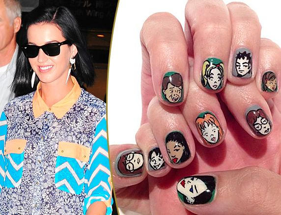 Daria Nails! Mind = blown
