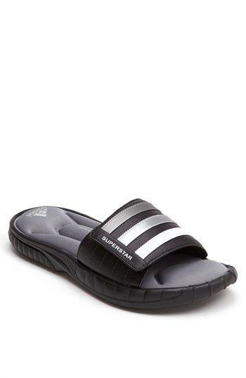 adidas 'Superstar 3G' Sandal (Men