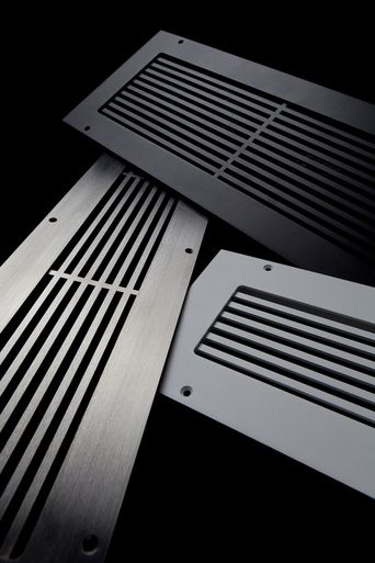 Steel Designs Pro Linear Registers Returns Decorative Vent Cover Vent Covers Air Return