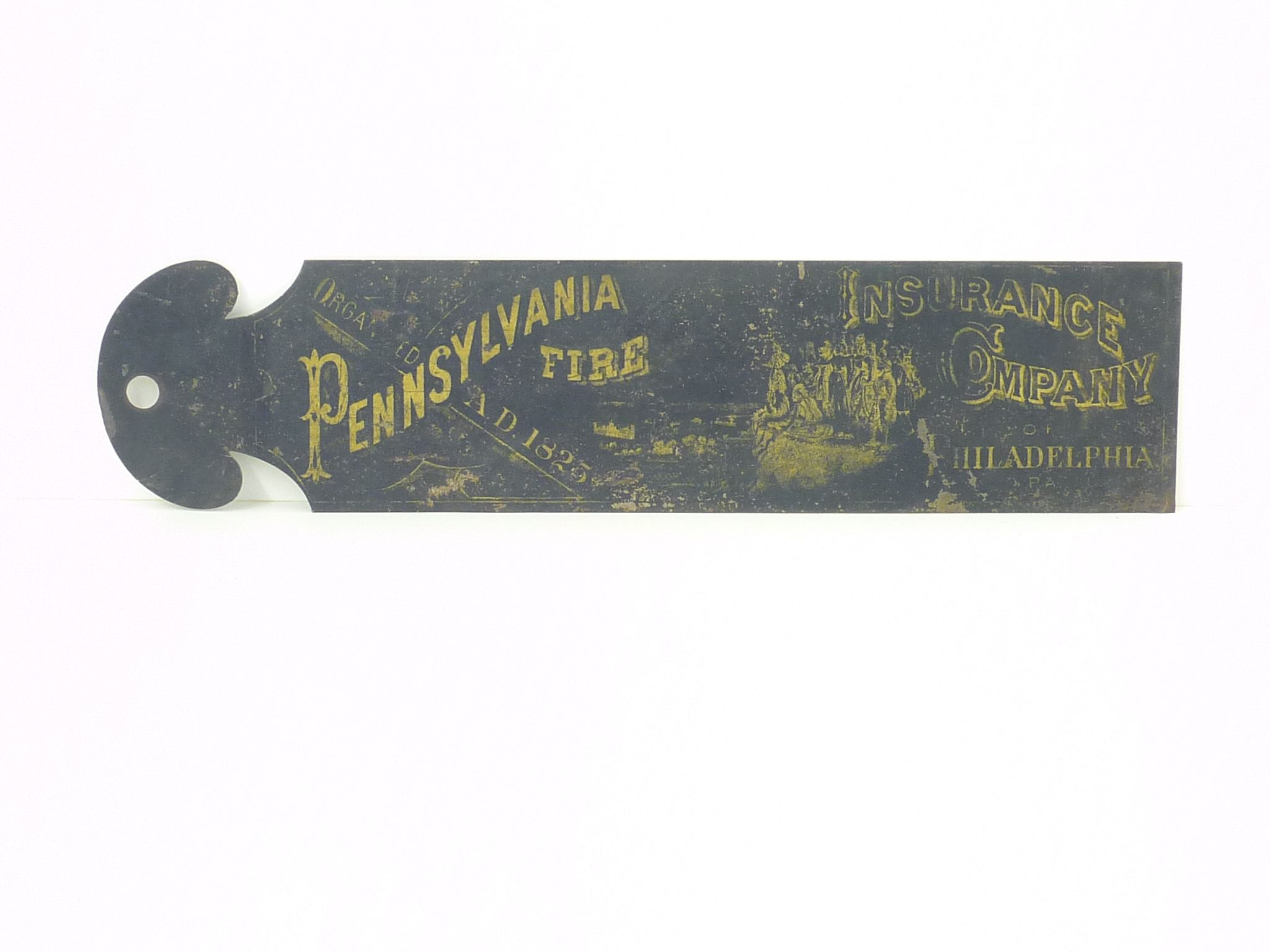 The Pennsylvania Fire Insurance Company Philadelphia
