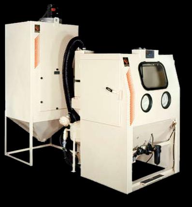 Used Empire Pro Finish Industrial Blasting Cabinet | Empire