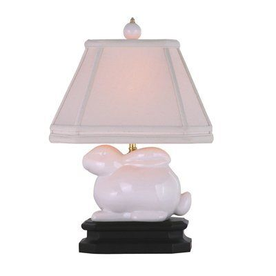 East Enterprises Lpdny6d8a Bunny Table Lamp With Images Lamp