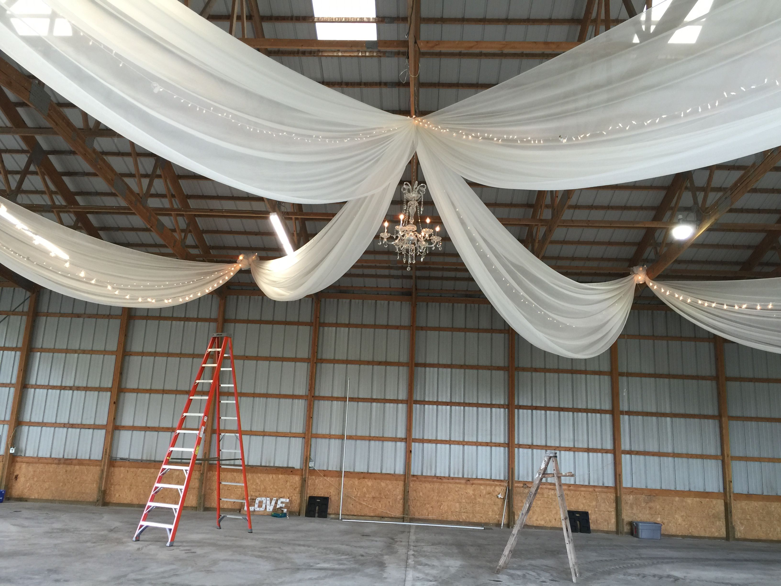 Machine Shed Weddings! Rent Today! G & K Event Rentals