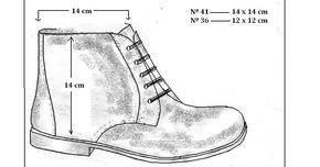54a1fe7a Diseño y modelaje de calzado Modelaje de botita o botineta sin cierre Con  la horma forrada se procede a marcar puntos.