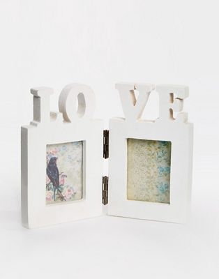 Sass & Belle Double Love Photo Frame | Christmas Gift Ideas ...