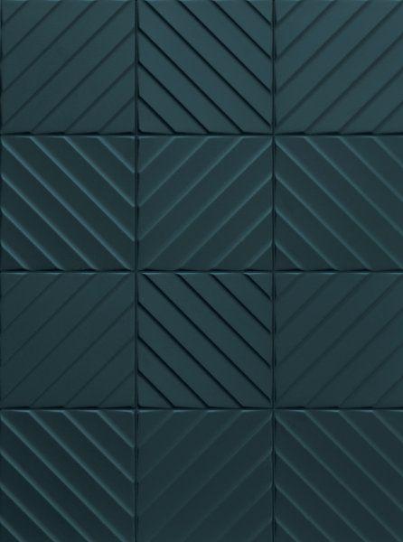 E065 4d Diagonal Deep Blue 20 Espace Public Salle De Bain Effet