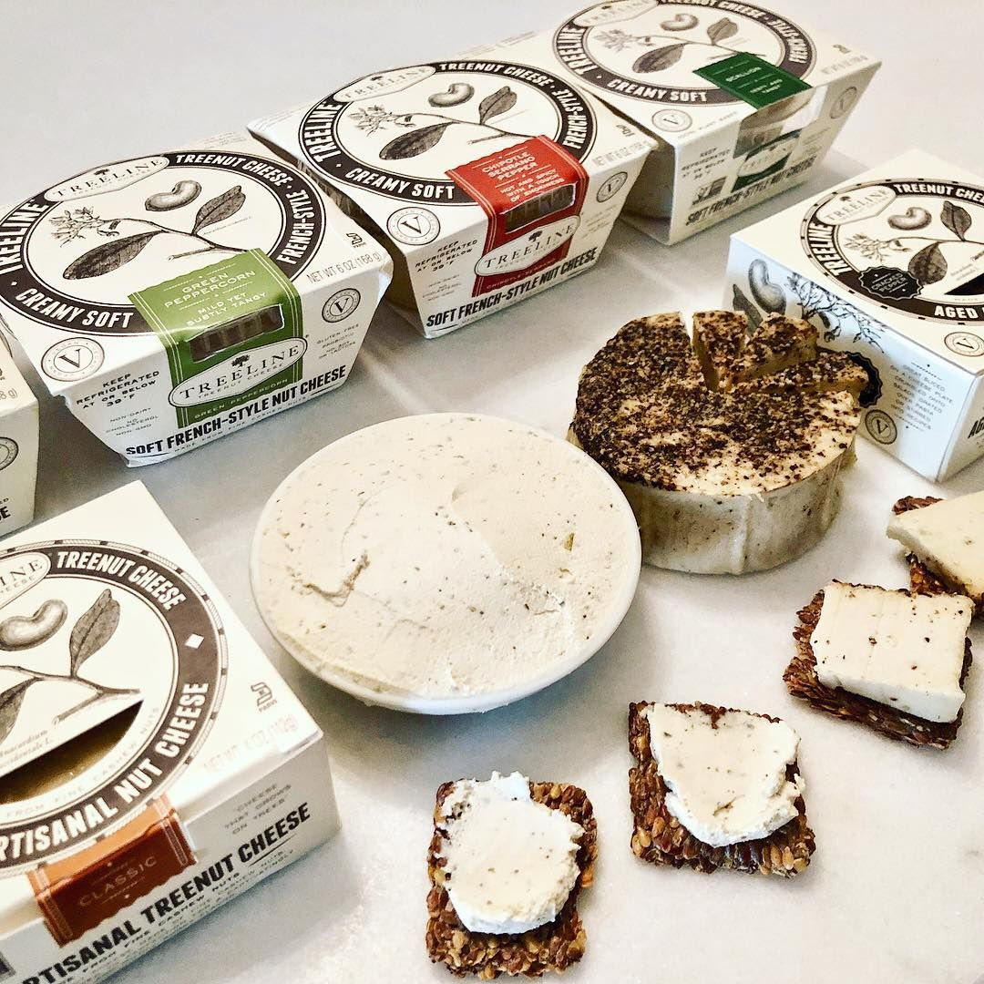 Delicious Dairy Free Cheeses On Instagram Making Cashews Into Cheese Treeline Is The New Plant Based Dairy V Chowhound Best Vegan Cheese Dairy Free Cheese