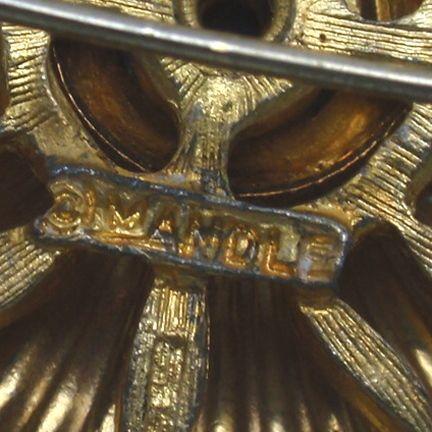 Mandle   Vintage costume jewelry, Jewelry maker, Vintage ...