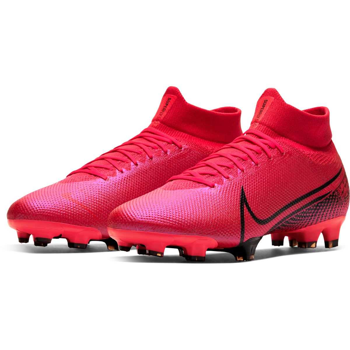 Nike Mercurial Superfly 7 Pro Fg Soccer Cleat Laser Crimson Black 9 In 2020 Soccer Cleats Soccer Cleats Nike Cleats