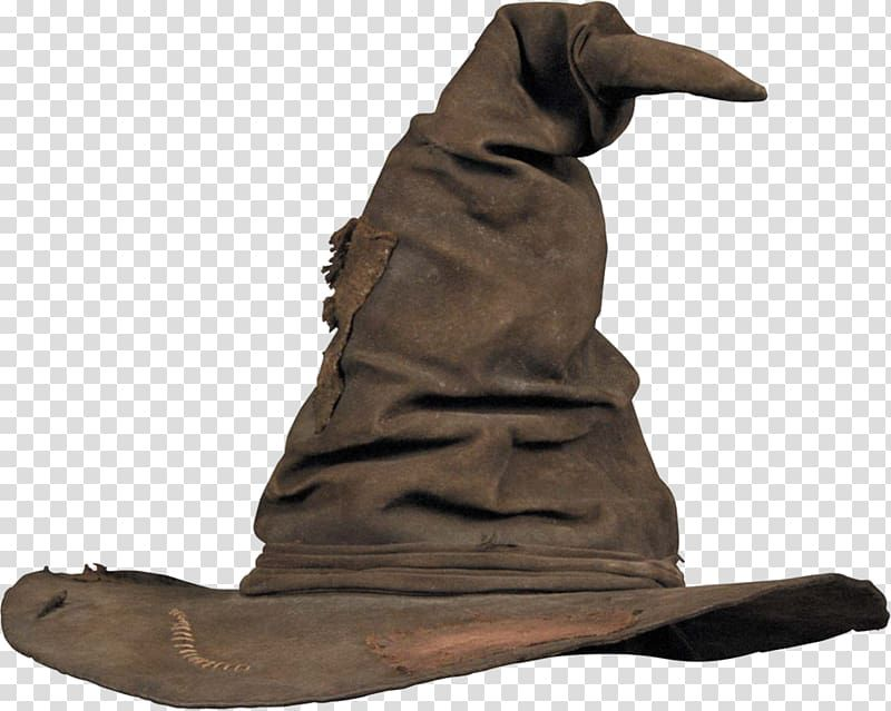 Brown Witch Hat Illustration Harry Potter Page To Screen Fantastic Beasts And Where To Find Them Sortin Harry Potter Hat Harry Potter Sorting Hat Sorting Hat