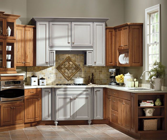 Kitchen Furniture Vocabulary: Color Mixing Is Riding A Wave Of Popularity, And The Key