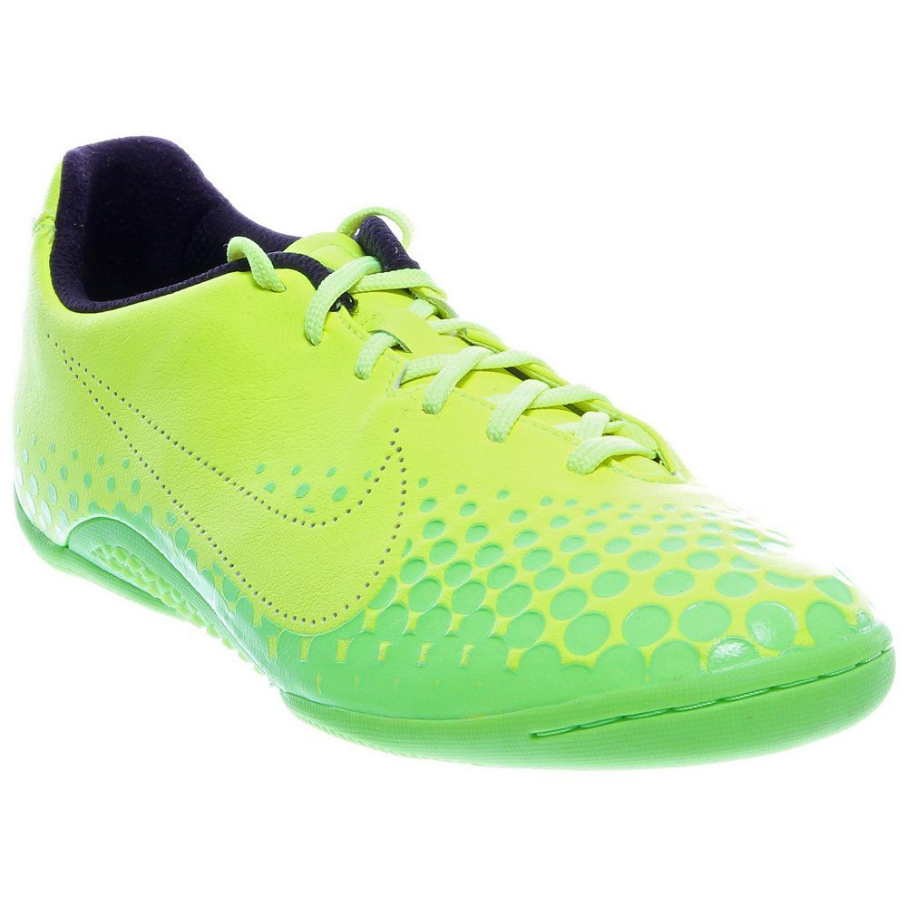 The men's Nike5 Elastico Finale soccer shoes from Nike feature a synthetic upper…