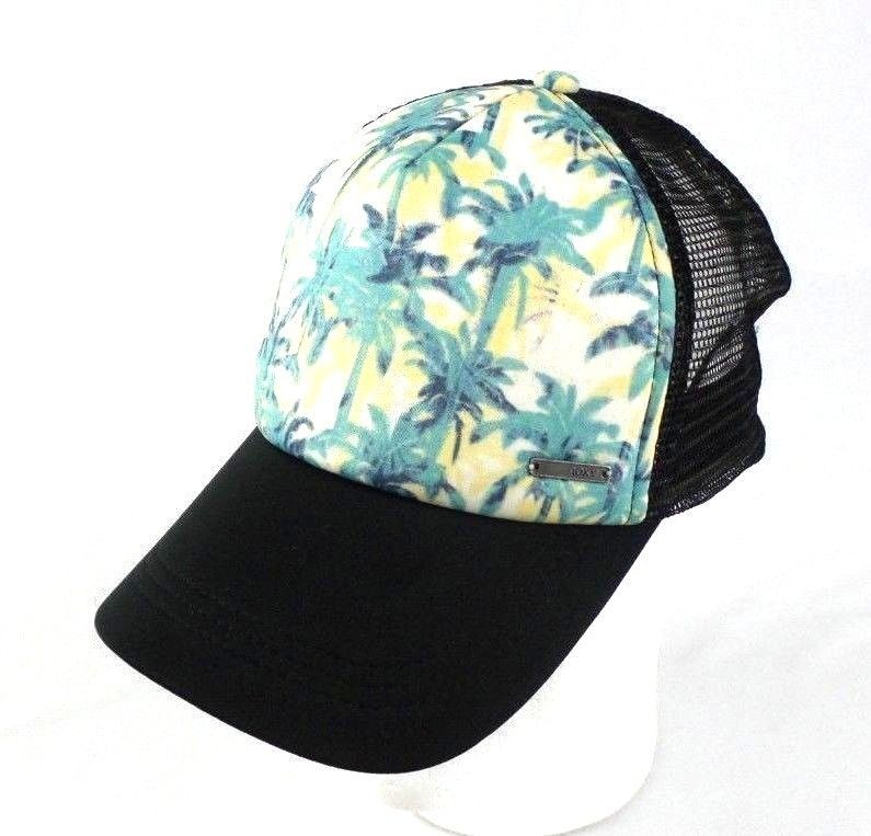 truckin}  MESH HAT BLUE//PINK  NWT ROXY WOMENS  SNAPBACK OSFA