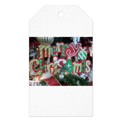 Merry christmas gift tags negle Image collections
