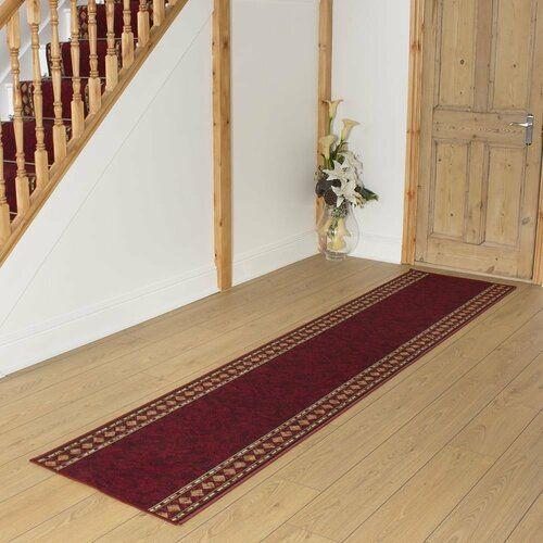 Innen-/Außenteppich Cheops in Rot runrug Teppichgröße: Läufer, 66 cm x 210 cm