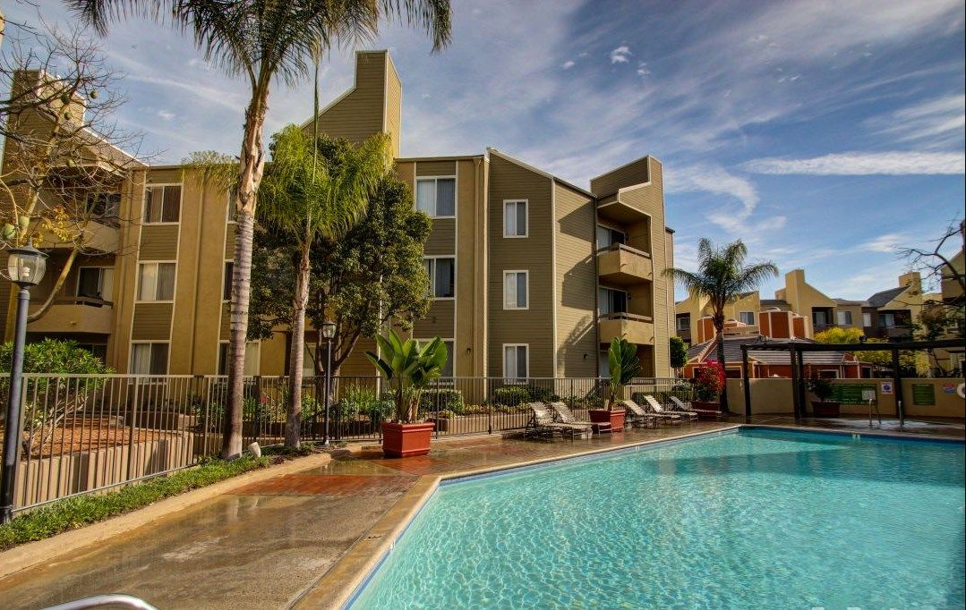 562 222 4379 1 2 Bedroom 1 2 Bath The Enclave 13801 Paramount Blvd Paramount Ca 90723 Apartments For Rent Living Environment Outdoor Decor