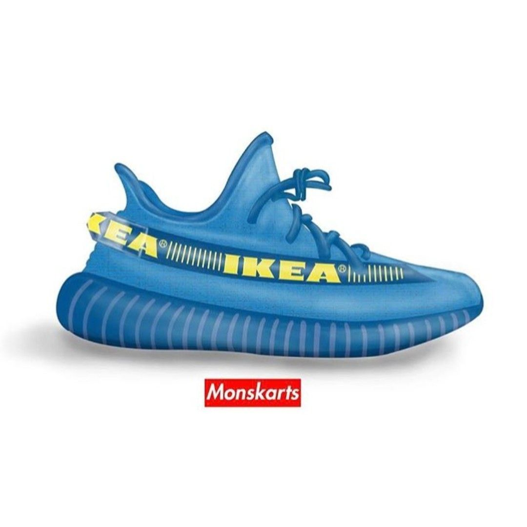7f4a2518f Yeezy X Ikea. Find this Pin and more ...