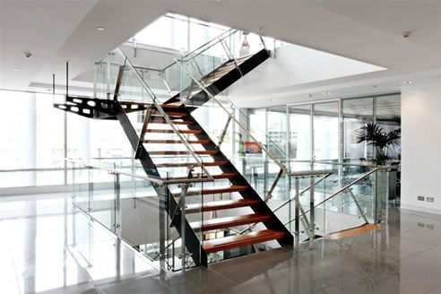 Beautiful Commercial Stairs Brisbane From Arden Architectural Staircases